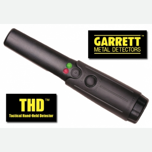 Hand-Held Metal Detectors (Super Scanner V, Super Wand, THD)