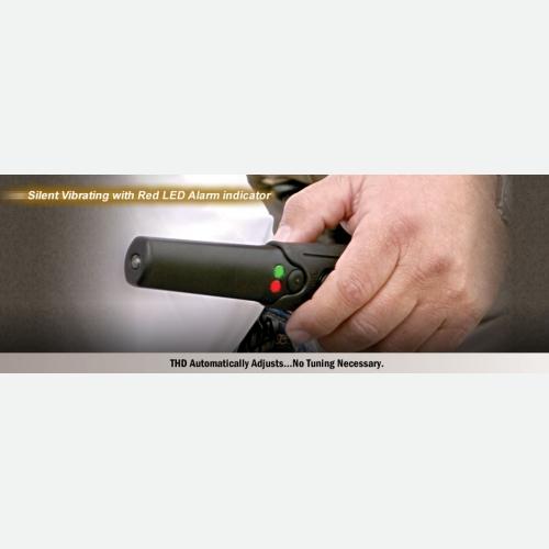 Hand-Held Metal Detectors (Super Scanner V, Super Wand, THD)